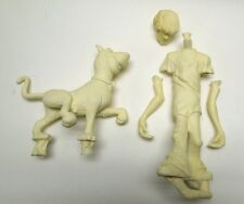 SCOOBY DOO & SHAGGY Resin Model Kit VERY RARE LIMITED EDITION