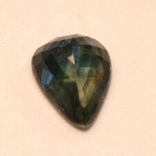 Pear Bi-Colour/Multi-Colour Loose Sapphires
