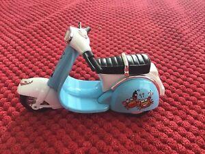Sunnyside Ltd Diecast 1:32 Pull Back Action Scooter #SS4362 Vespa Cushman