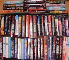 MIXED RANDOM LOT 12 James Patterson PB Book Thriller Mystery no repeat FREE SHIP