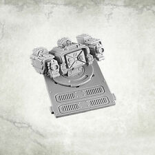 Legionary APC TURRET: TWIN Heavy THUNDER GUN kromlech resin krvb 022