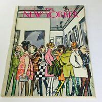 The New Yorker: November 19 1966 Full Magazine/Theme Cover Charles Saxon