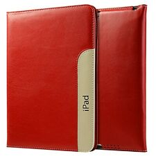 """Case For iPad 7th Gen 10.2"""" 2019 Luxury Smart Leather Wallet Stand Flip Cover"""