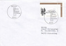 Germany 2001 300th anniversary of The Kingdom of Prussia FDC VGC