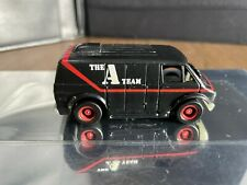 Tyco The A Team Van | Ho Slot Car Body Only with Off-track Chassis | Hong Kong