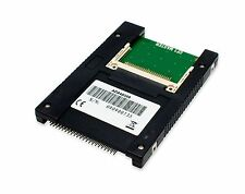 """Replace laptop 2.5"""" IDE HD with DIY Compact Flash Memory, CF Solid State Drive"""