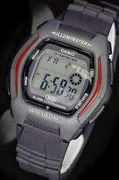 Casio HDD600-1A Men's Digital Watch 100M WR Sport 10 Year Battery New