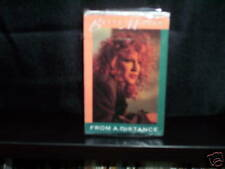 BETTE MIDLER FROM A DISTANCE - RARE CASSINGLE TAPE