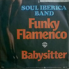 "7"" 1977 KULT IN MINT-! SOUL IBERICA BAND Funky Flamenco"