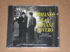 ARMANDO TROVAJOLI - ROMANZO DI UN GIOVANE POVERO - CD SIGILLATO (SEALED)