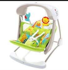 Fisher Price Swing and Seat Soothe Baby Sleep Calming Vibrations Nursery No Box