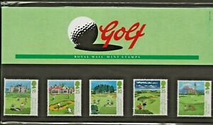1994 GOLF  PRESENTATION PACK 249
