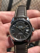 Tudor Oyster Prince Date-Day Reference 94500 - Rare Matte Black Dial