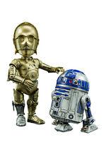 Star Wars Hybrid Metal Action Figures 2-Pack R2D2 & C-3PO