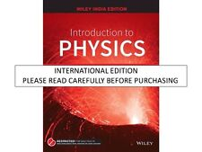 Introduction to Physics  by John D. Cutnell, Shane Stadler, Kenneth W. Johnson