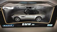 Welly Collectible BMW Z8 Convertible Diecast Model  - Scale 1:18