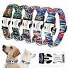 Hundehalsband Nylon Halsung Halsband Verstellbar Personalisiert Mit Name Gravur