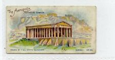 More details for (gb6024-513) smith, a tour around the world, postcard #36 acropolis 1904 g-vg