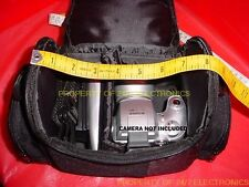 MEDIUM BAG TO> CAMERA CANON SX720 SX710 SX60 SX50 SX40 SX30 SX20 SX10 SX1 IS HS