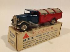 Tri-Ang Minic, Delivery Lorry, England, W/ Key, OB, Works , Ex Condition!!