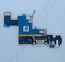 Apple iPhone 6 Charging Port Dock Connector Headphone White OEM Replacement