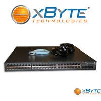 HPE FlexFabric 5800-48G-PoE+ 48P 1GbE PoE+ 4P SFP+ Switch (JG257A)