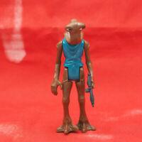 Vintage Star Wars Hammerhead Action Figure w/ Blaster