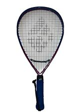 Ektelon Rts Serex Graphite Racquetball Racquet With Case