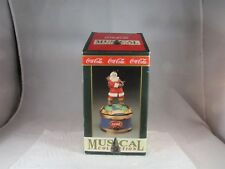 """Coca Cola Musical Collection Travel Refreshed """"Id Like To Buy The World A Coke"""""""