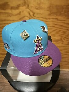 Capsule Hats Exclusive - LA Angels - Dunkaroos - Friends & Family - Size 7 3/4