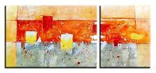 Abstrakte künstlerische Öl-Malerei mit Akt- & Erotik-Motiv