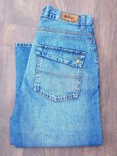 Lee Cooper Cut offs Shorts Mens Boys  jeans Waist Size 30 & Leg 20 Cuffs 10