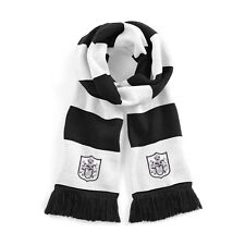 Fulham Traditional 1960's Football Scarf Embroidered Logo