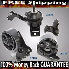 Engine Mount SET fits 01-06 Hyundai Elantra A7118 A7128 A7116