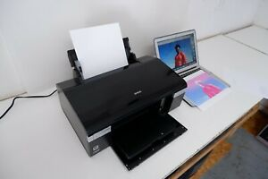 Epson Stylus Photo R280 Color Inkjet Printer Excellent Tested Works Needs Ink