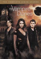 The Vampire Diaries - The Complete Season 6 (K New DVD