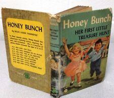 Honey Bunch, Her First Little Treasure Hunt. 1937, HB