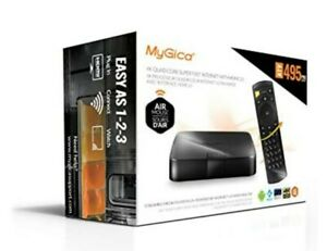MyGica Android 6.0 TV Box (ATV-495ProHDR)