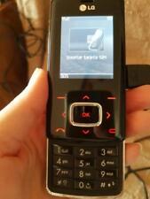 Téléphone Mobile LG Chocolate KG800 - Noir - Désimlocké
