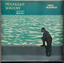 Maxi 45t Mike Oldfield - Moonlight Shadow (Extended version)