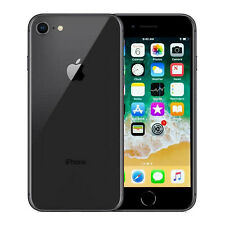 Apple iPhone 8 64GB Verizon + GSM Unlocked T-Mobile AT&T Smartphone - Space Gray
