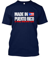 Cool Made In Puerto Rico - (a Long,long Time Ago) Hanes Tagless Tee T-Shirt
