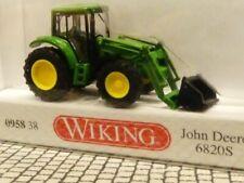 1/160 Wiking N-Spur John Deere 6820S mit Frontlader 0958 38