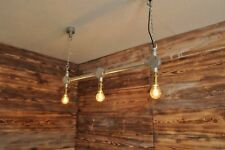 JASPER Chandelier Ceiling Light. 20% VAT inc. Industrial 2 way Vintage CE MARKED