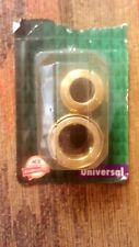 Universal Male & Female Brass Quick Coupler