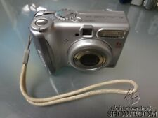 Used & Untested - Canon* PowerShot A540 Digital Camera For Parts Or Repairs Only