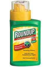 Roundup LB Plus 250 ml Glyphosat Glyfos Unkrautvernichter Weedex Totalherbizid