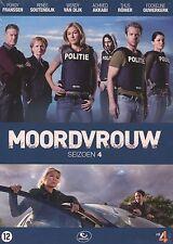 Moordvrouw : seizoen 4 (met o.a. Wendy Van Dijk & Renée Soutendijk) (3 DVD)