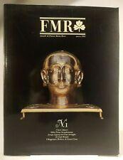 FMR Rivista di FRANCO MARIA RICCI n.1