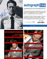 RYAN GOSLING signed Autographed 8X10 PHOTO - PROOF - SEXY The Notebook ACOA COA